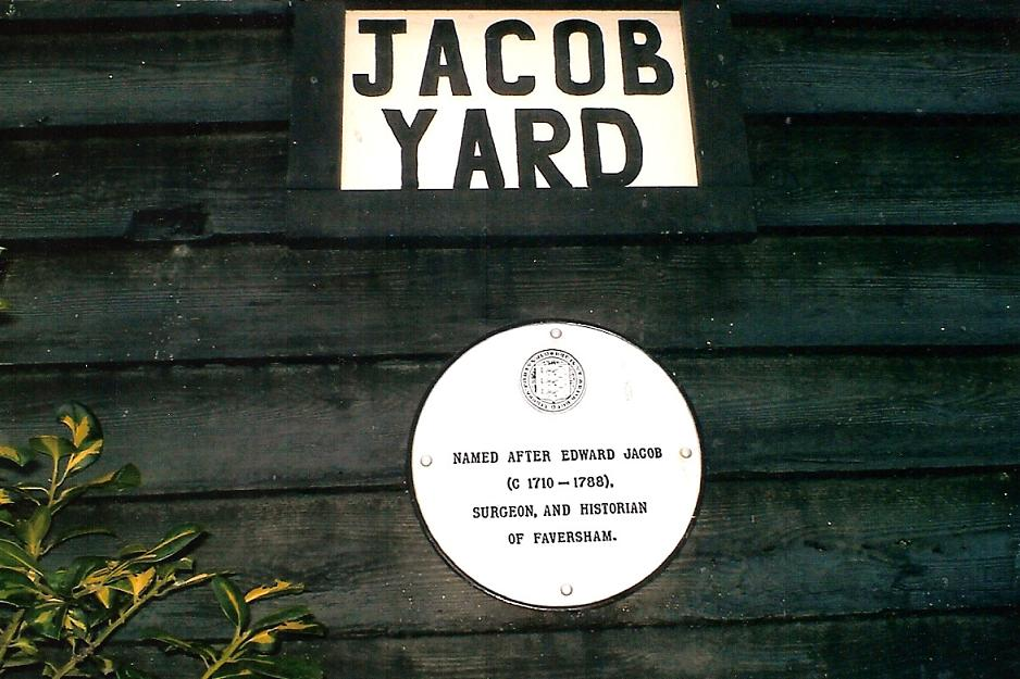 Jacob's Yard in Faversham